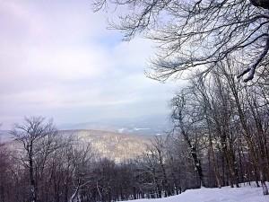 why we love NY! The Beautiful Catskill Mountains of course #iSKiNY